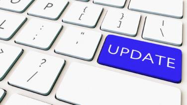 Comprehensive Program Updates
